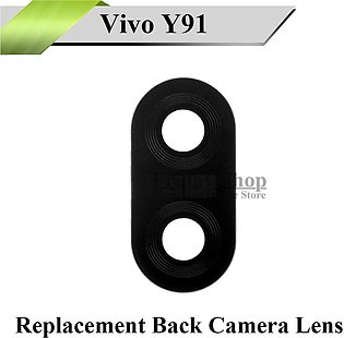 Vivo_Y91 Replacement Back Camera Lens Glass For Y91