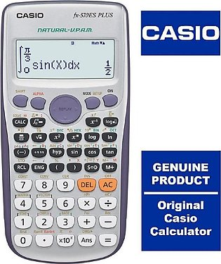 Casio FX 570ES PLUS Scientific Calculator