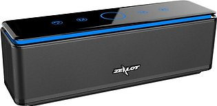 ZEALOT S7 Contact Control Bluetooth Speaker Subwoofer Portable Small Speaker Ou…
