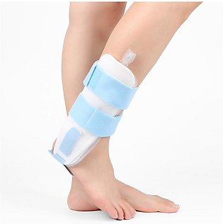 Adjustable Ankle Support Air Brace Inflatable Splint Sprain Stabilizer Guard St…