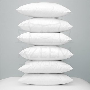 Pack of 6 Pillow of Ball Fiber Polyester Good Quality