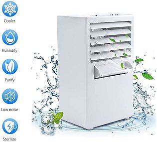 Portable Air Conditioner, Wireless Portable Mini Cooling Fan US Plug