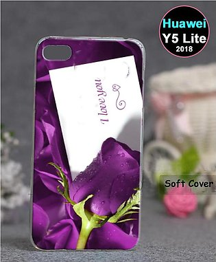 Huawei Y5 Lite 2018 Pouch Cover - Love Style Back Cover Case for Huawei Y5 Lite…