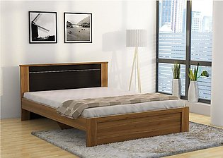 "Revival Queen Size Stylish Bed - 78"" x 60"" - With & Without Mattress"