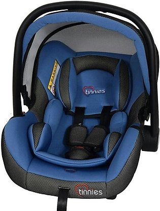 KMT002 - Baby Carry Cot & Car Seat - Blue