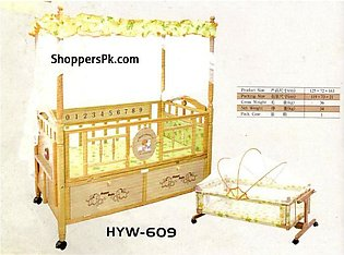 Oak Wood Brand new Imported Baby Cot