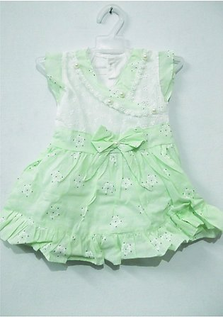 Summer Cotton Frocks For Baby Girls