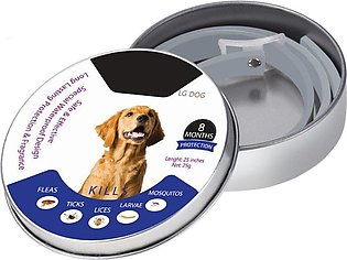 Pet Dog Cat Collar Anti Flea Ticks Lices  Mosquitoes Insect Repelling Collars-g…