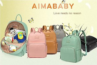 Fashion Backpack Baby Bag New Born Bag Mommy-Bag Waterproof Mummy bag