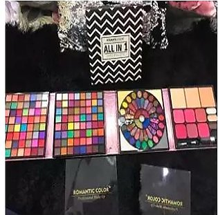 Romantic Color All in 1 Makeup Kit