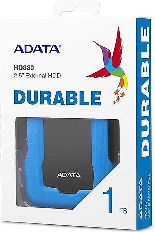 1 TB Hard Drive external shock proof A data-1 year warranty
