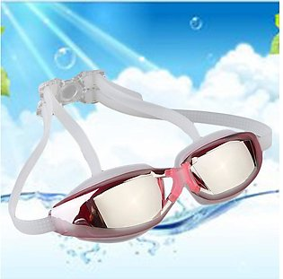 TE New AntiFog Short-sighted Swim Goggles Resistance WaterProof glasses