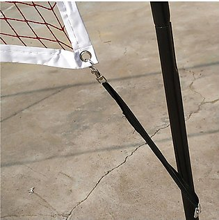 Height Adjustable Badminton Net Tennis Volleyball with Stand / Frame