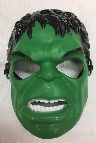 Hulk Mask Toy For Kids