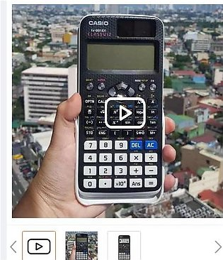 Scientific Calculator ClassWiz FX 991EX 522 Full Functions