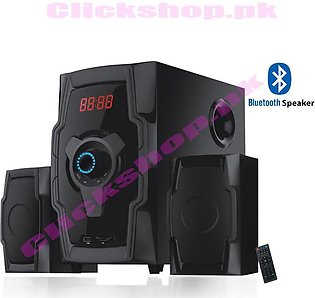 XPod BT-1200 2.1 Multimedia Bluetooth Speakers