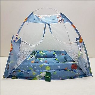 Premium Quality & Dubai Tower Shape Baby Infant Cute Bed With Mosquito Net ( 1 …