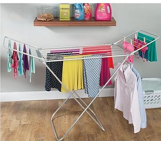 Folding Wet Cloth Dryer Stand (Compact Cloth Dryer Stand)