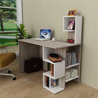 Luxury study/laptop table with beautiful storage-TWST36