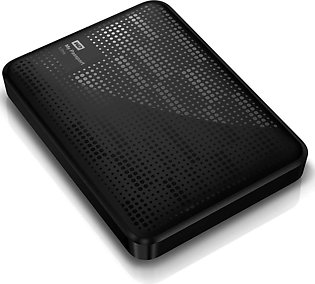 Fitoos-Exclusive Computer Accessories Collection-Black-Western Digital My Paspo…