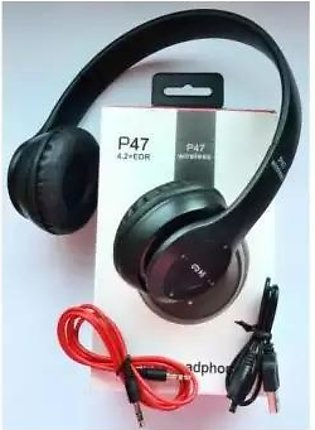 New Cool Wireless Bluetooth Gaming Headset Hi-Fi Headphones With Microphone For…