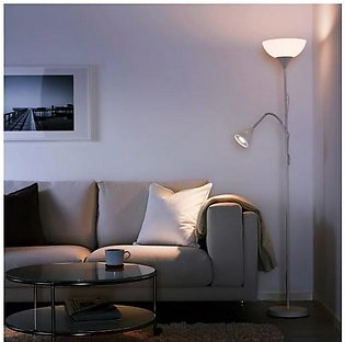 IKEA : NOT : Floor Lamp with Reading Light - Multiple Color Options