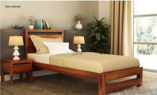 Single Bed Without Mattress Solid wood