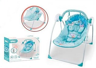 Imported Electric Swing with Remote intelligent swinger Different Music, baby p…