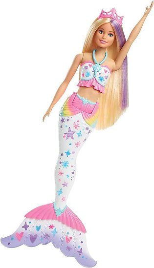 Barbie Dreamtopia Crayola Mermaid Doll