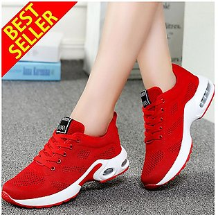 Shoes For Women Sport Running Shoes Woman Outdoor Breathable Mesh Shoes Comfort…
