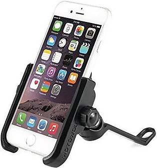Motorcycle Mobile Phone Holder 360 Rotation Bike Phone Mount for Iphone Samsung…