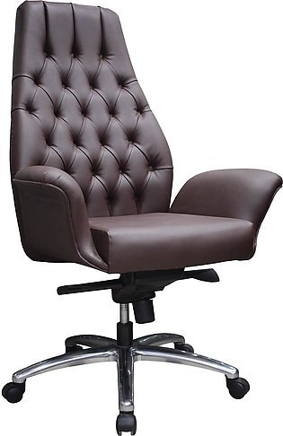 Tulip - Office Executive Chair - Brown