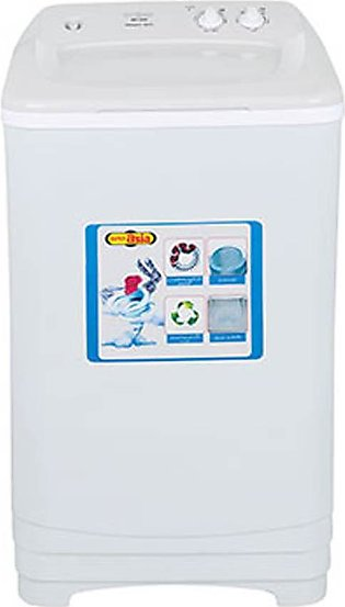 Super Asia SD-540 - Shower Spin Double Body - Top Load Washer - Grey