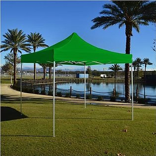 Portable Pop Up Canopy Tent (Green)