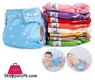 0-3 Years Old Baby Reusable Adjustable Washable Cloth Diapers