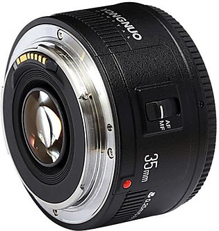 35mm lenses YN35mm F2.0 F2N Fixed Focus F1.8 Lens for Canon Nikon F Mount Lens