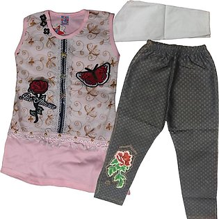 Baby Girl Frock With Pent