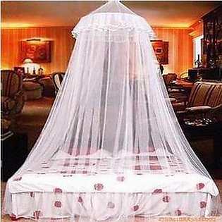 Hanging Kids Baby Bedding Dome Bed Canopy Cotton Mosquito Net Bedcover Curtain …