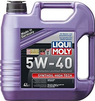 Synthoil High Tech 5W-40 Engine Oil