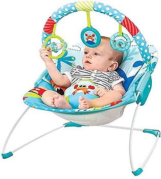 Mastela Toddlers to Newborn Baby Rocker | Bouncer Musical Chair