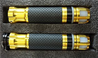 Rizoma universal Light grips for Motorcycle Golden