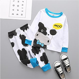 ✫Good Quality✫ Toddler Baby Boy Cartoon Letter Tops T-Shirt Stripe Shorts Outfi…