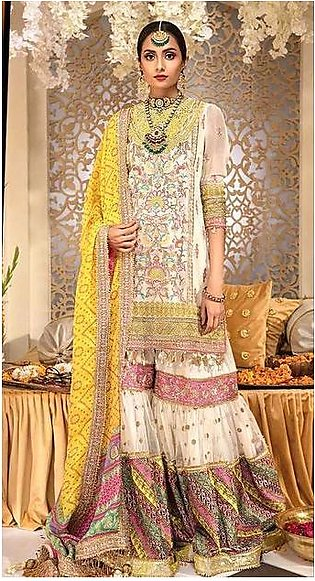 ANAYA WEDDING  COLLECTION  FULL SUITE HAND WORK        NEW STYLISH WEAR  LATE...