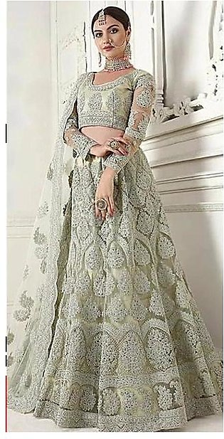 INDIAN EMBROIDERED FROCK 2020-LA-002 master REPLICA now  ready to deliver.......