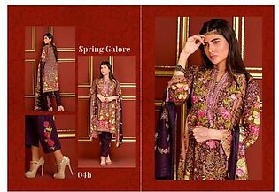 Khaddi Embroidered Lawn Collection Replica - Unstitched
