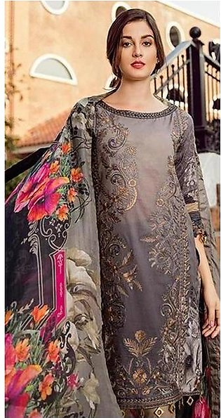 Iznik Lawn COLLECTION  Replica - Unstitched
