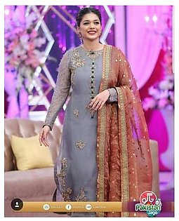 Sanam Jang New Bridal dress👗