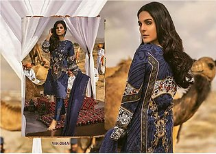 Salitex Summer Lawn Collection Replica - Unstitched