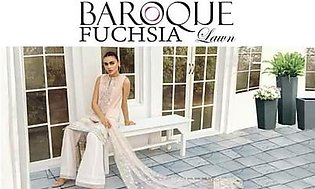 Baroque Lawn COLLECTION Replica - Unstitched