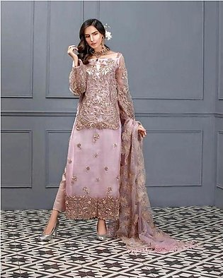 Asifa & Nabeel New Luxury Organza Suit 2020 Collection
